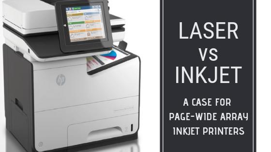 Laser versus Inkjet