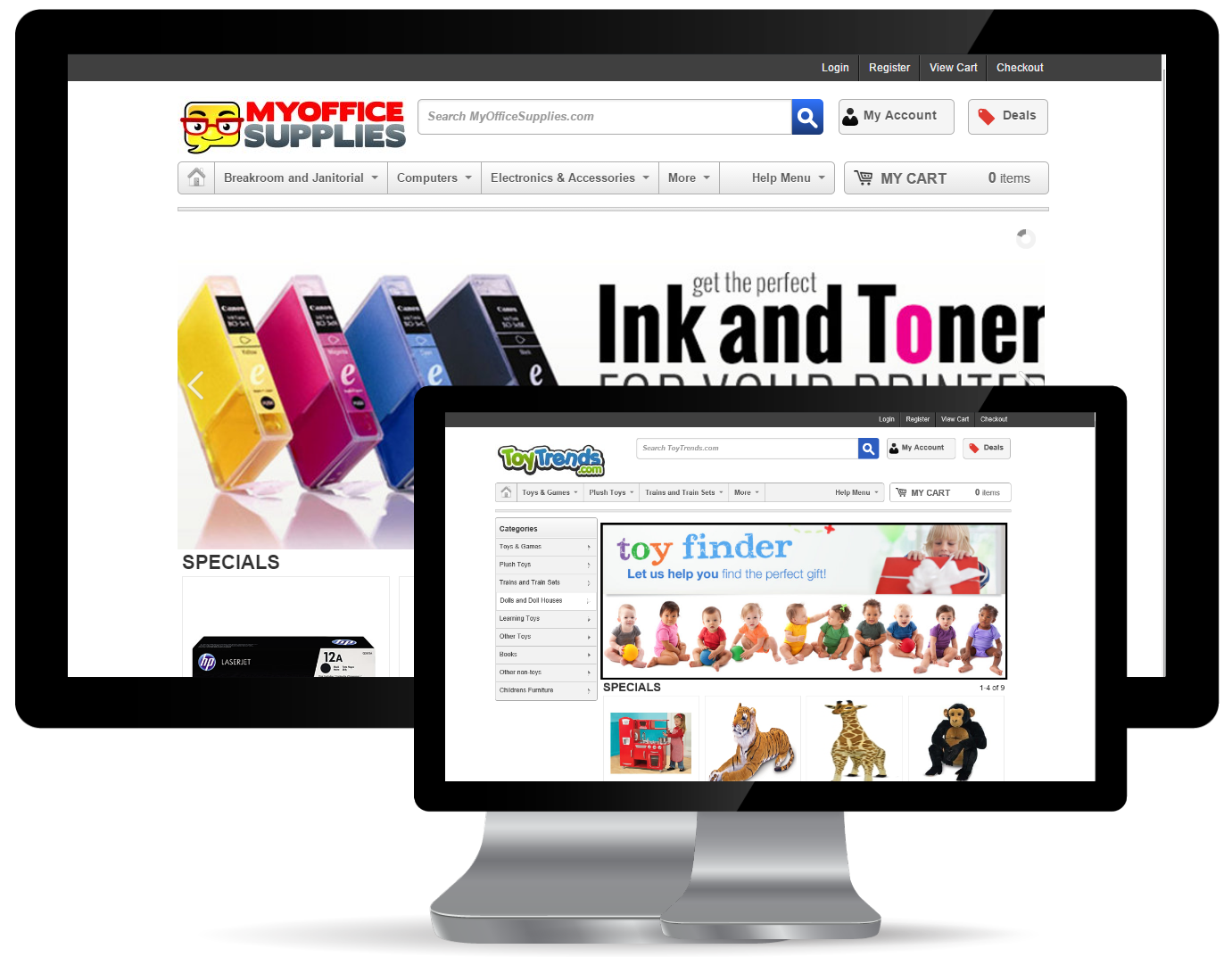 Power E-Commerce